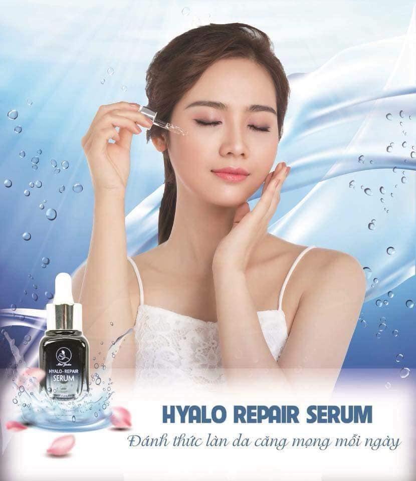 Serum Hyalo Repair - Mini Garden