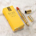 Son Nhung Lì Gold 2 in 1 Matte Lipstick