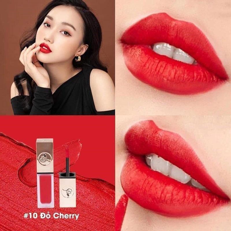 son roses màu đỏ cherry 10