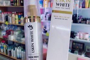 Review ủ kén tằm lskin white